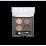 Палетка теней для век «Makeup Palette SOFT NUDE» посмотреть на mirra934.ru