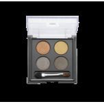 Палетка теней для век «Makeup Palette LUXURY SMOKY» посмотреть на mirra934.ru