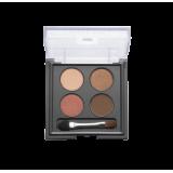 Палетка теней для век «Makeup Palette GOLDEN ROSE» посмотреть на mirra934.ru