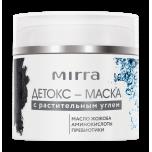 Детокс-маска с растительным углем посмотреть на mirra934.ru